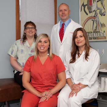 Staff at Ludlow Chiropractic